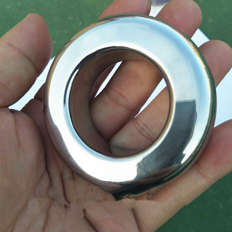 Penis Ring Scrotal Ring Scrotum Pendant Stainless Steel Cock Rings Adult Products Sex Toys for Men B2-2-134 auexy silicone vibrating ring cock waterproof penis clit vibrator rings adult sex toys for men sex products sex toys for couple