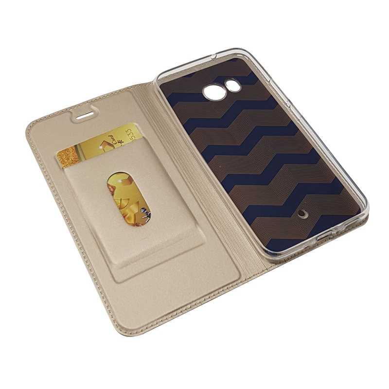 Телефон Etui для принципиально HTC u11 случае Роскошные кожаные флип бумажник телефон Сумки чехол для Coque HTC u11 u 11 dual SIM чехол capinha