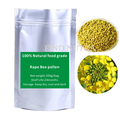 Free shipping 100%Natural food grade Rape Bee pollen 200g/bag  for man comsuption