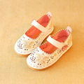 Spring  kids shoes girls shoes leather soft sole girls dress shoes cute butterfly  shoes  children