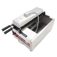 Commercial Waffle Maker Digital Display Waffle Baking Machine Stainless Steel Waffle Equipment NP 234