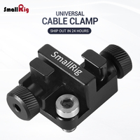 SmallRig Universal Cable Clamp for DLSR Camera Fits Cables Diameter from 2 7mm such as microphone cable, power cable BSC2333