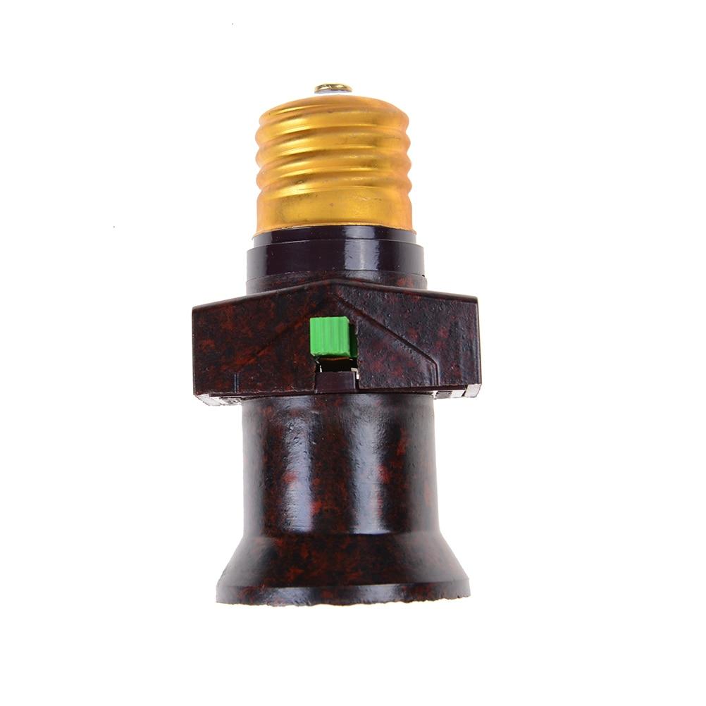 1PCS Lampholders AC 111V 240V LED E27 Lamp Bases Switch Vintage E27 Socket Pendant Bulb Holder E27 Lamp Holder