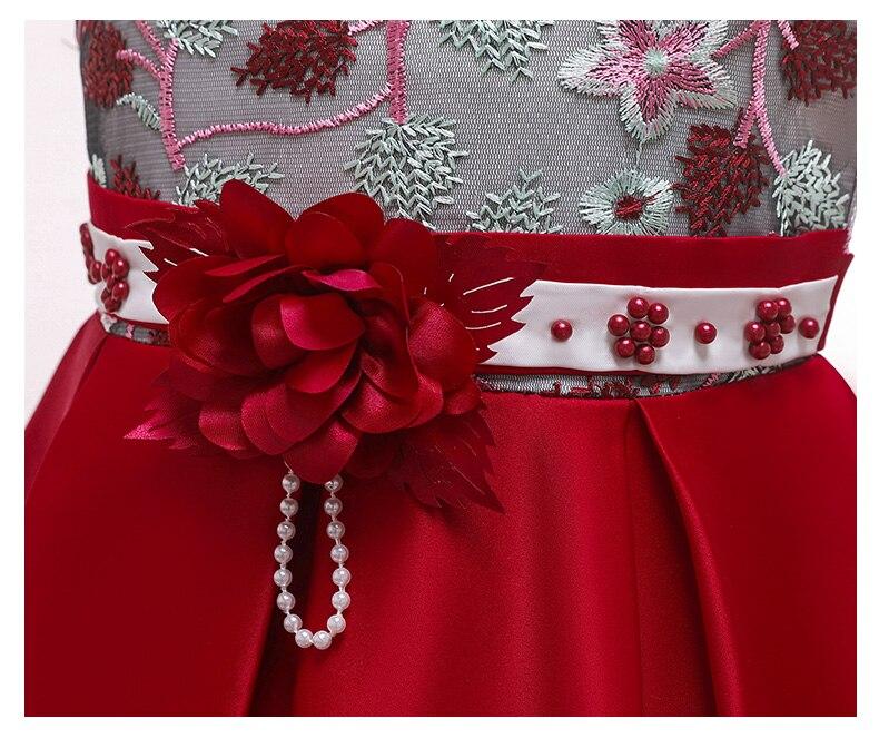 HTB1uOzYd79E3KVjSZFGq6A19XXa9 Girls Dress Christmas Kids Dresses For Girls Party Elegant Princess Dress For Girl Wedding Gown Children Clothing 3 6 8 10 Years