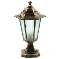 Promo Paisaje europeo iluminación para jardín IP44 lámpara impermeable 110 v 220 v E27 al aire libre