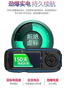 Image 2 - الأصلي KUH T3 2.4 بوصة قوة البنك الهاتف المزدوج سيم بطاقات كاميرا MP3 المزدوج مصباح يدوي كبير صوت وعرة صدمات رخيصة الهاتف المحمول
