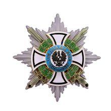 От скалы к морю медаль Пруссия хохенцоллерн значок