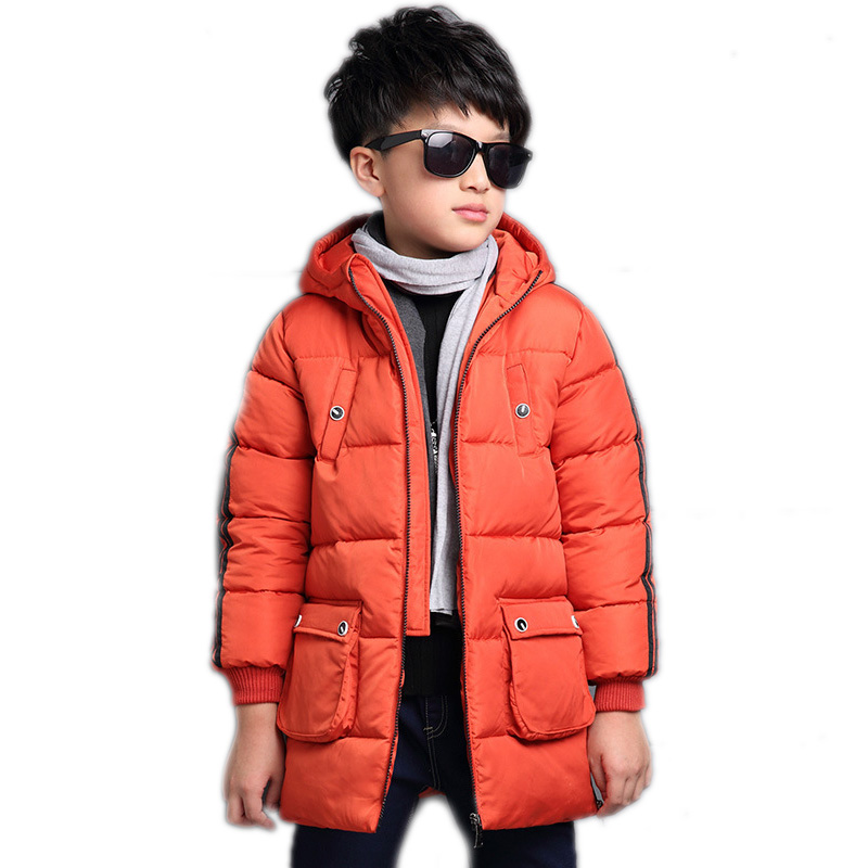 boy winter coat 2017 children outwear solid hooded kids winter jackets for boys cotton padded jackets velvet warm boys snowsuit danmoke fashion patchwork boys jacket outwear warm hooded winter jackets for boy girls coat children winter clothing boys coat
