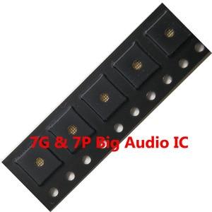Image 2 - 10 개/몫 cs42l71 u3101 338s00105 아이폰 7 7plus 큰 메인 오디오 코덱 ic 칩
