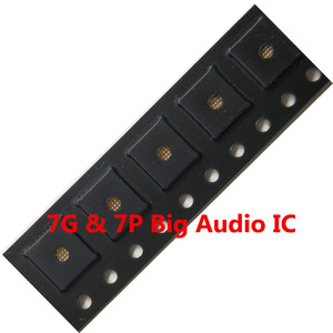 Image 2 - 10 teile/los CS42L71 U3101 338S00105 für iphone 7 7plus große wichtigsten audio codec ic chip