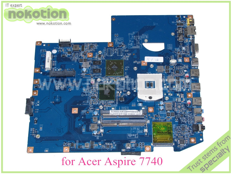 MB.PNX01.001 JV70-CP MB 48.4GC01.011 MBPNX01001 For acer aspire 7740 7740G motherboard DDR3 ATI HD 5470