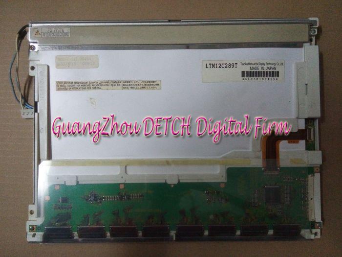 все цены на Industrial display LCD screen12.1-inch  LTM12C289T LCD screen онлайн