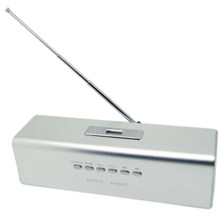Hot Sale Mobile Phone Antenna 3.5mm Male FM Radio Antenna for Mobile Cell Phone(China)