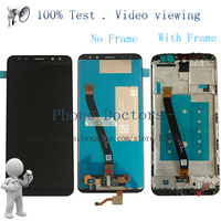 With Frame For Huawei Honor 9i G10 G10 Plus Mate 10 Lite Nova 2i LCD DIsplay