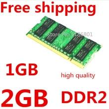Brand New Sealed Sodimm DDR2 667 Mhz/ 800Mhz/533Mhz 1GB/2GB for Laptop RAM Memory / Lifetime warranty / Free Shipping!!!