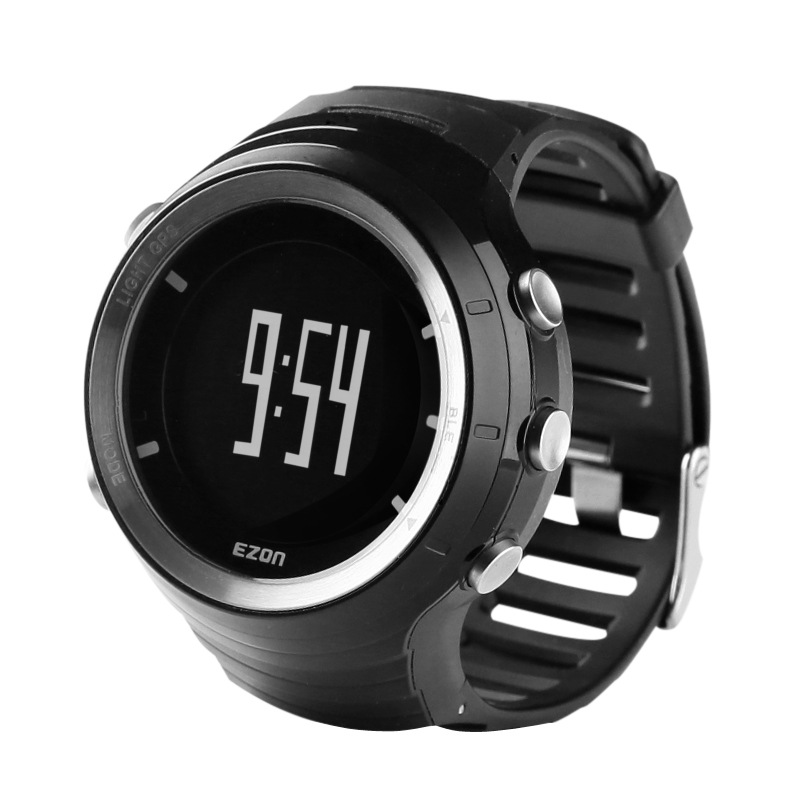 font b EZON b font Smart Sports Marathon Running Watch Bluetooth 4 0 GPS Receiver