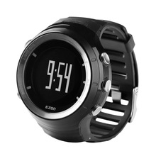 EZON  Smart Sports Marathon Running Watch Bluetooth 4.0 GPS Receiver Pedometer Heart Rate Track Wristwatch Altimeter Barometer