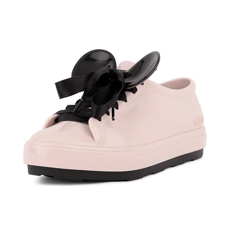 Melissa marque Mickey femmes chaussures 2019 nouvelles femmes sandales plates Melissa chaussures pour femmes gelée sandales femme gelée chaussures 35-39