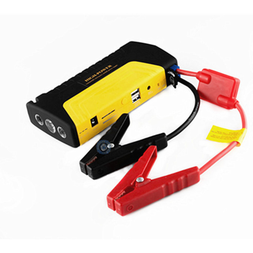 2017 A+ Quality mini Car jump starter 50800mah 12V Portable Mini Engine Booster Emergency Power Bank car power bank booster