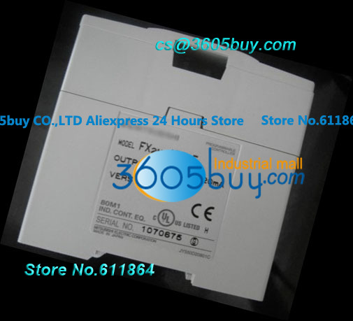 PLC Controller FX2N-10GM New Original Warranty 1 Year
