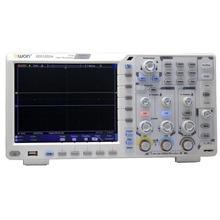 OWON XDS XDS3202A измерение 200 МГц 1 г осциллограф 12 бит АЦП 40 м повторно опционально