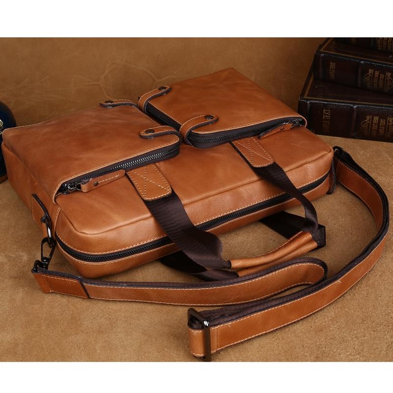 TIDING Hombres de moda maletín bolsos de diseño de alta calidad de - Bolsos - foto 2