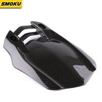 SMOK для Yamaha mt 10 MT10 MT 10 FZ10 мотоцикл аксессуаров из углеродного волокна заднее крыло всплеск грязи пыли гвардии Брызговики