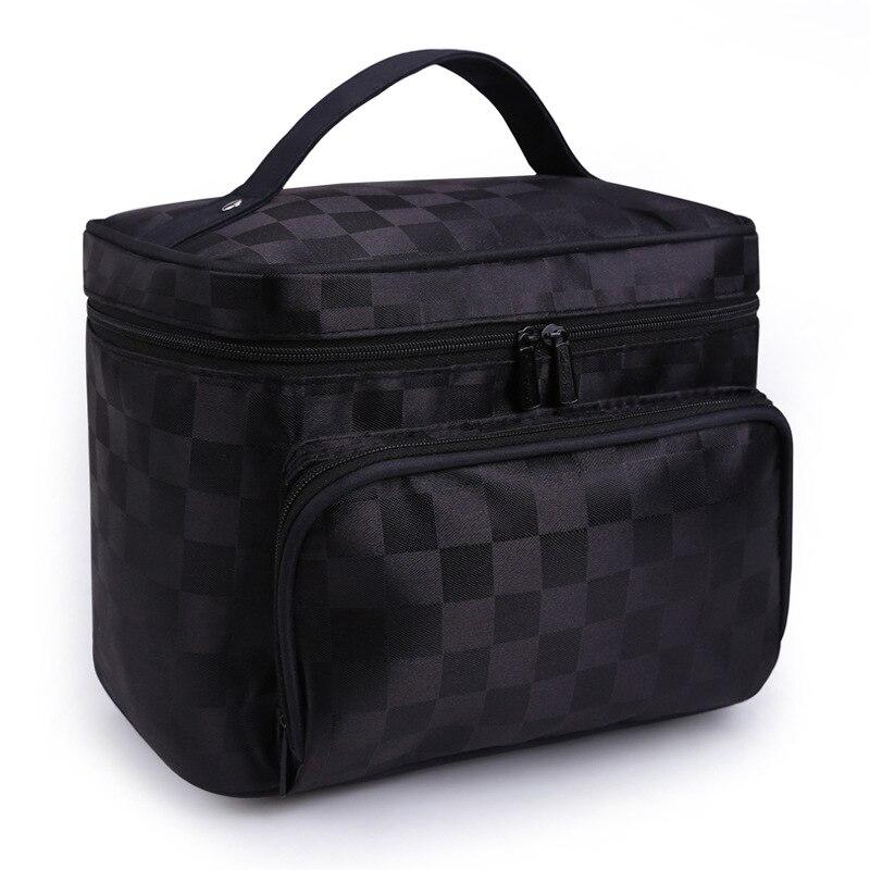 Big Capacity Women Cosmetics Organizer Toiletry Bag Travel Necessaries Waterproof Makeup Bag Portable Multifunction Make Up bag