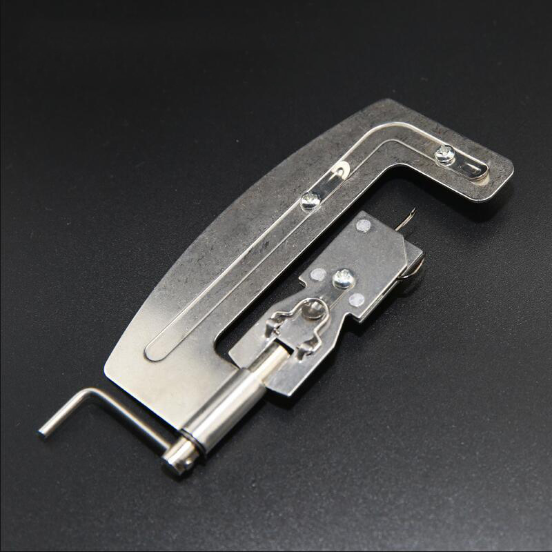 Semi Automatic Fishing Tool Tie Binding Hook Line Tier Tie Binding Device Tool Tie Binding Hook Installed Fishing Tools