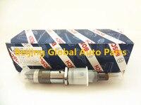 Marca genuína de alta pressão comum trilho injector combustível elétrico 0445120231 0 445 120 231 para k omatsu pc240 escavadora