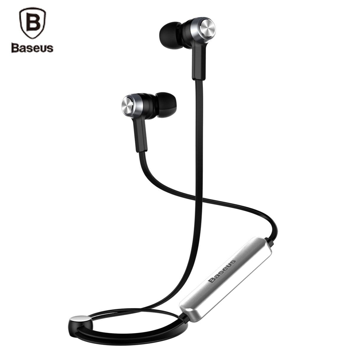 Baseus B11 Sans Fil Bluetooth Écouteurs Sport Casque Casque Fone de ouvido Stéréo Écouteurs Neckband Ecouteur Auriculares