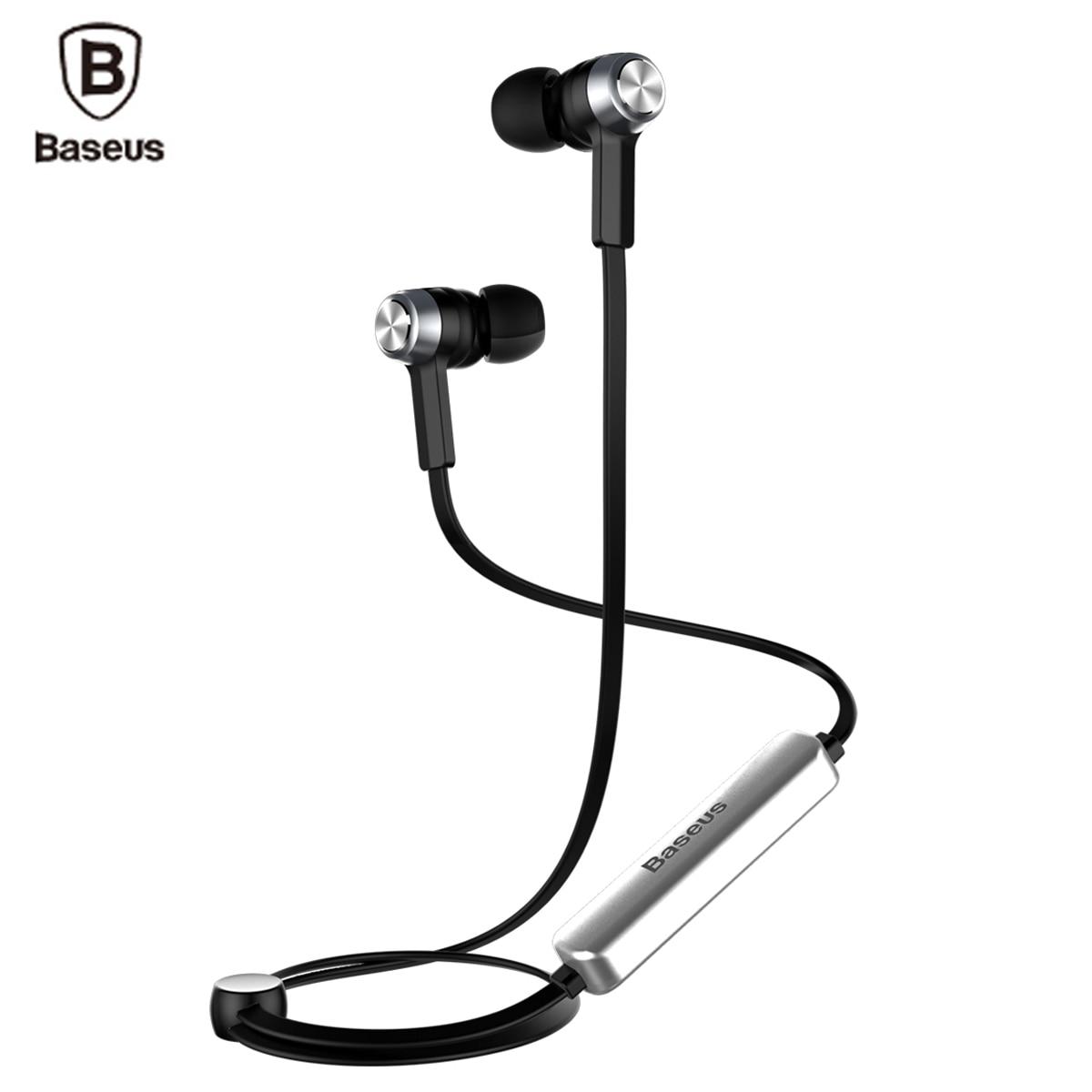 Baseus B11 Wireless Bluetooth Earphone Sport Headset Headphone Fone de ouvido Stereo Earbuds Neckband Ecouteur Auriculares