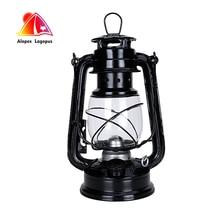 25 см Ретро Классическая керосиновая лампа 6 цветов 235 светодиодный керосиновые фонари с регулируемой яркостью фитиль портативные фонари портативное украшение