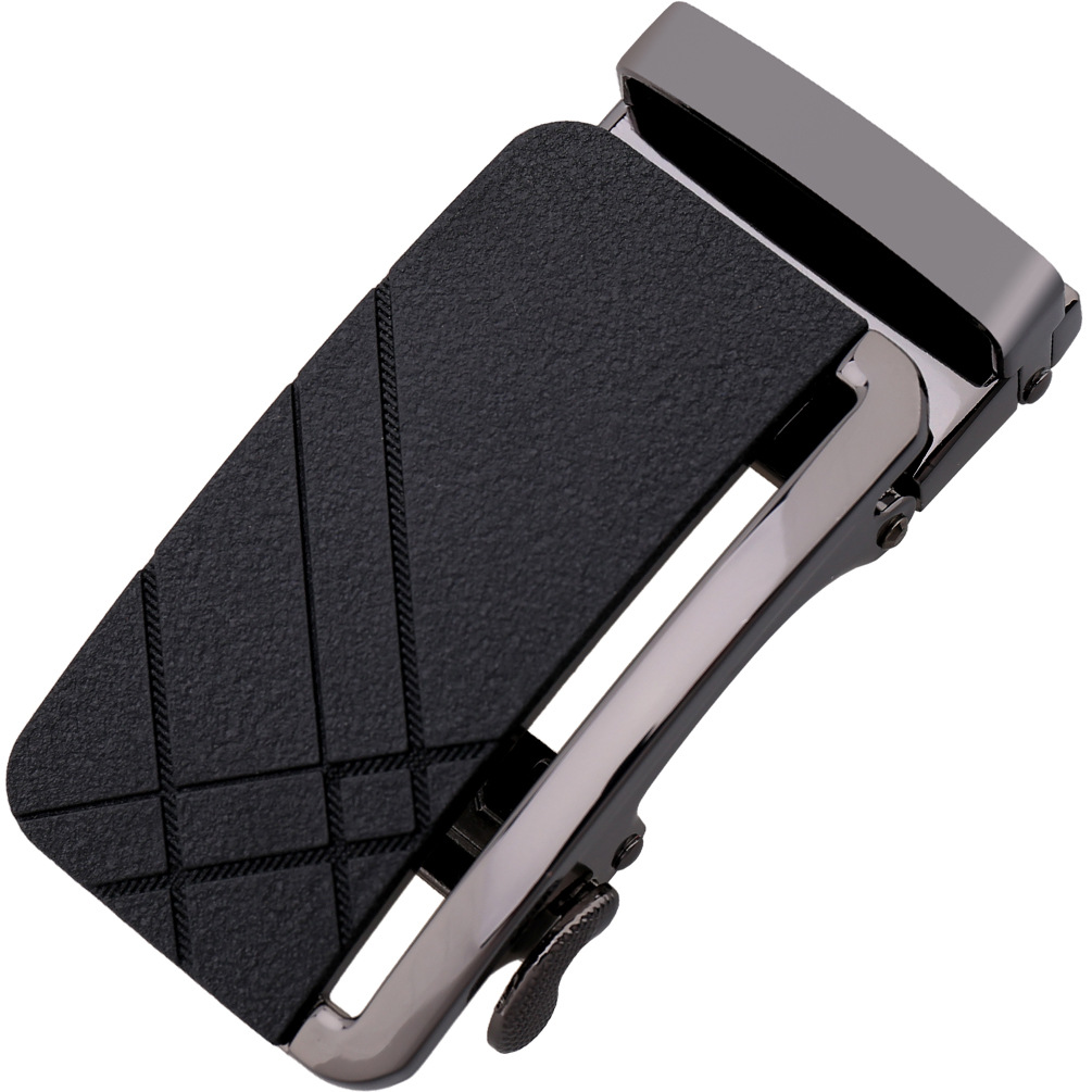 3.5cm Width Belt Buckles For Men High Quality Genuine Cow Leather Waist Belt Scrub Belt Buckle Accessories CE36-7791