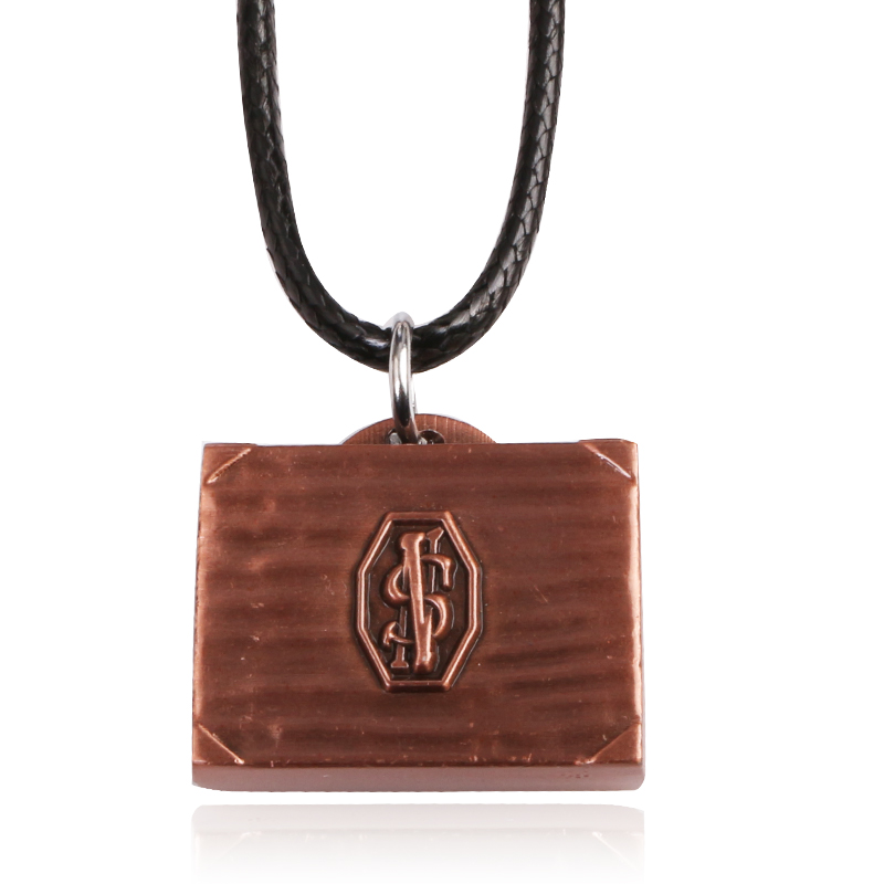 Fantastic Beasts And Where They Find Mystery $ Suitcase Necklace Newest Scamander Briefcase Necklace Pendant For Women Jewelry