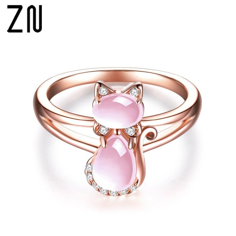 Fashion Mignon femme anneau simple Doigt Bijoux marguerites Ring