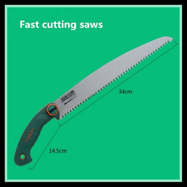 Garden Saws Garden Hand Tools Gardening Carpentry Outdoor Saw (W82) Does  Not Contain Bonsai