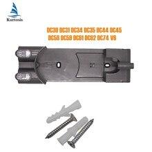 Staubsauger Teile Pylonen ladegerät aufhänger basis Wand Halterung für dyson V6 DC30 DC31 DC34 DC35 DC44 DC45 DC58 DC59 DC61 DC62 DC74
