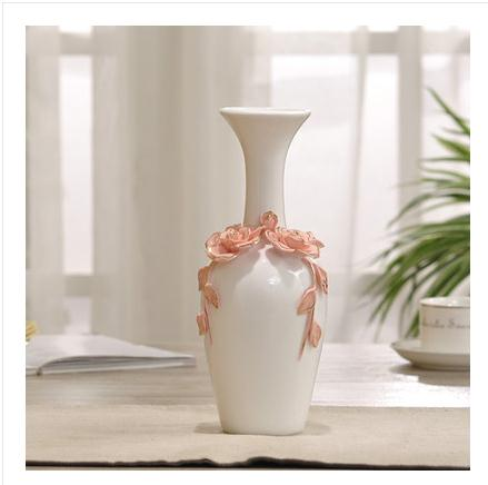 flores blancas decoracin del hogar florero de cermica roja grandes jarrones de suelo para la boda