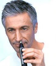 1 pc homens mulheres trimmer ouvido , nariz sobrancelha barbeador barbeador elétrico nariz aparador de pelos