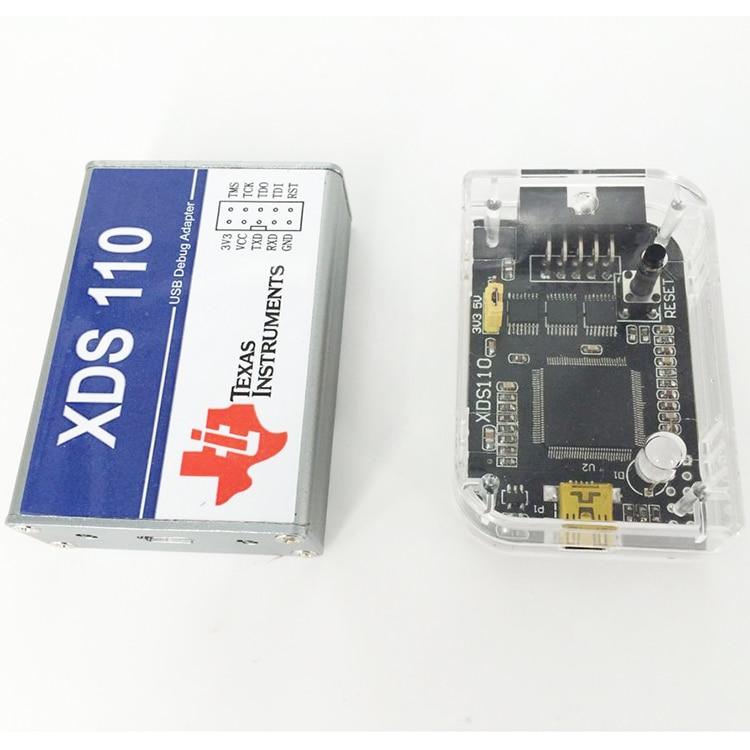 XDS110SWO XDS100 Upgrade MSP432 Serial Programming Debugging Simulation Burner Full Functional Board