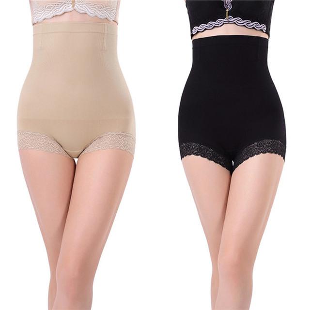 Shapewear Seamless Women Body Shaper Brief High Waist Belly Control Shapewear Pants Shorts