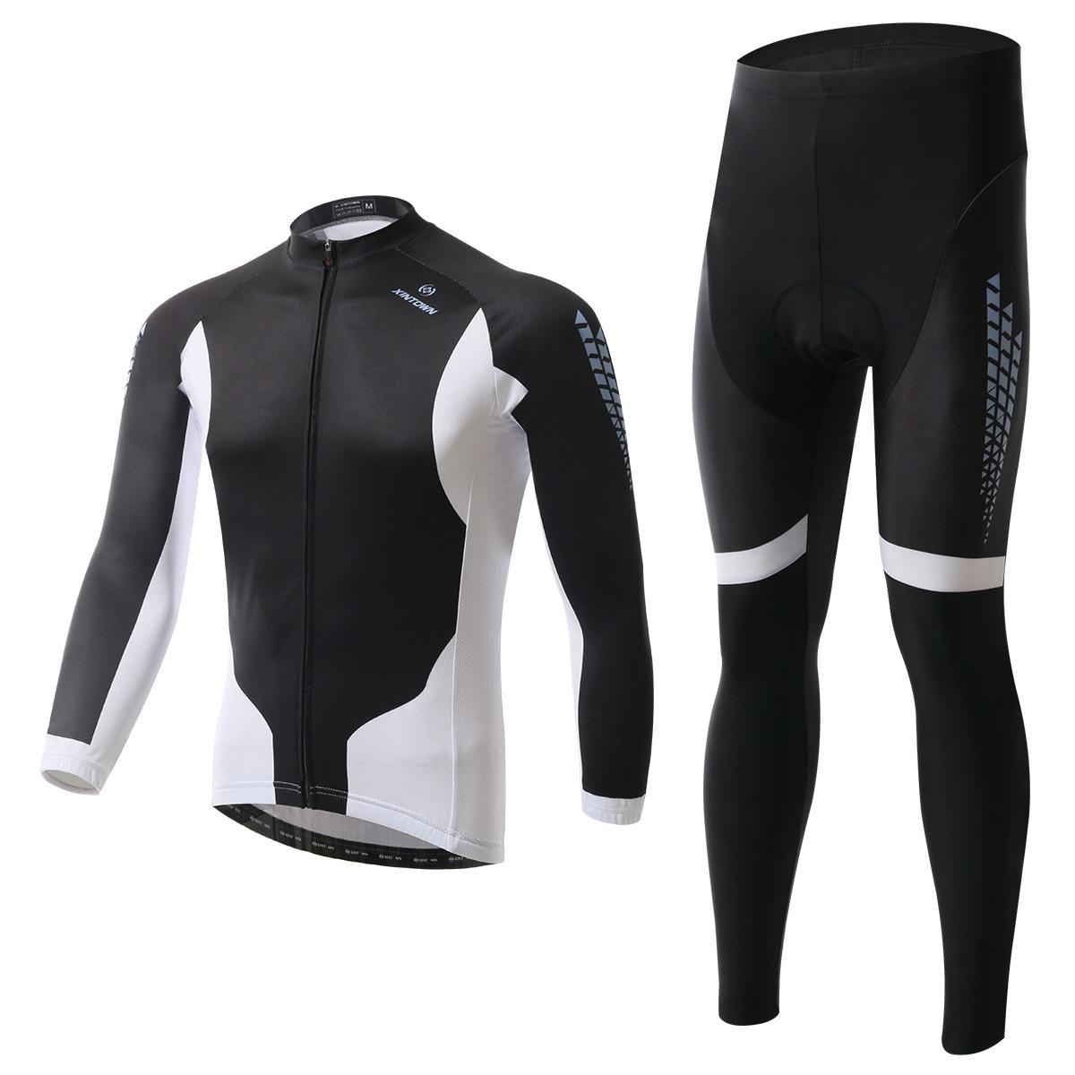 BOODUN Black Dukes Riding Long Sleeve Bicycle Serve Catch Down Windbreak Keep Warm Function Underwear