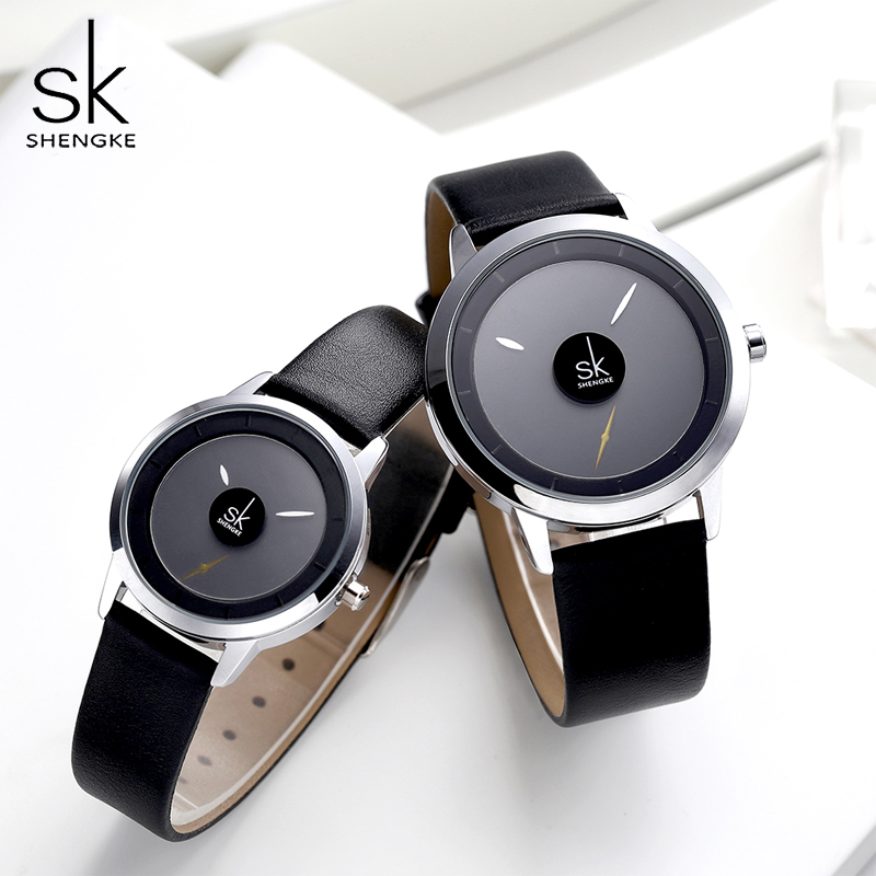 Couple Watches For Lovers Casual Shengke