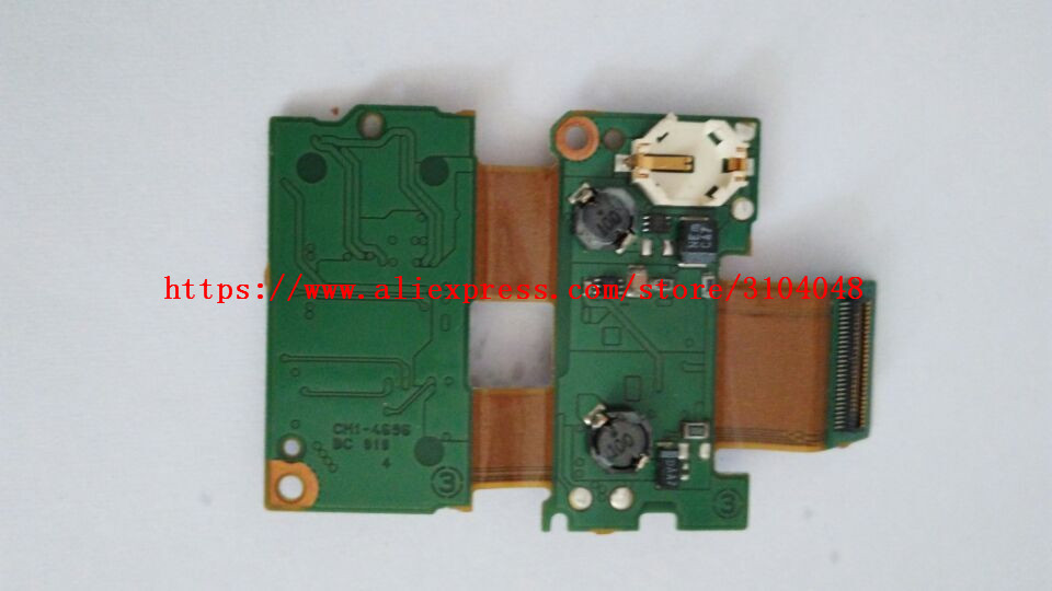 Original G9 Powerboard For Canon G9 Power Board G9 Camera Repair Parts