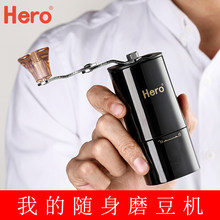 Coffee Machine Portable Powder Coffee Grinder Ceramic Core-grinding Household Manual Grinding Coffee Beans mill(China)