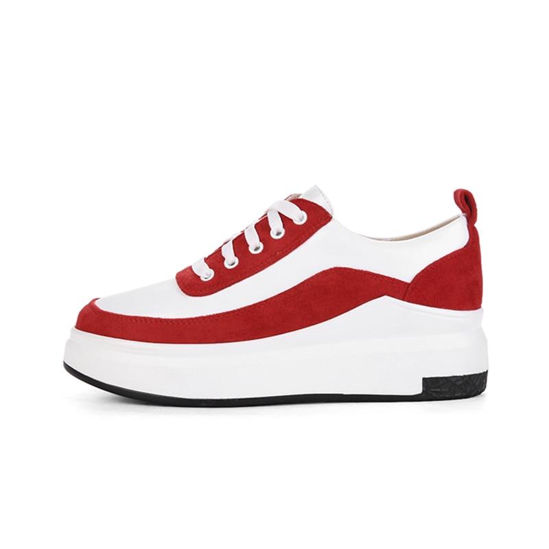Chaussures Appartements Peu Couleur Mixte Grande Lacets Femmes rouge À Cool 43 Profondes Dame gris Pu Taille Noir Nouvelle Ribetrini Cuir Marque 31 En SvaT4awq