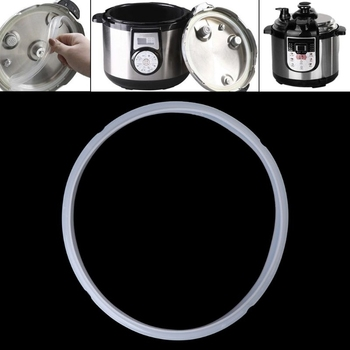 цена на 22cm Silicone Rubber Gasket Sealing Ring For Electric Pressure Cooker Parts 5-6L Mar28