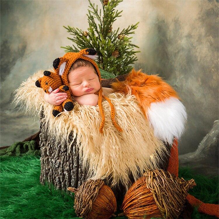 bebê infantil fotografia adereços roupas artesanal de