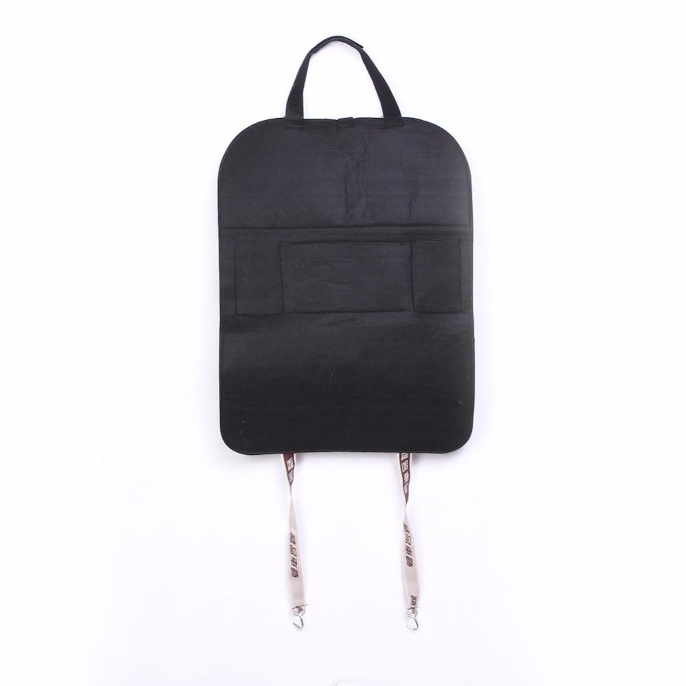 자동 멀티 포켓 뒷자리 수납 가방 카시트 주최자 - 자동차 인테리어 용 액세서리 - 사진 4